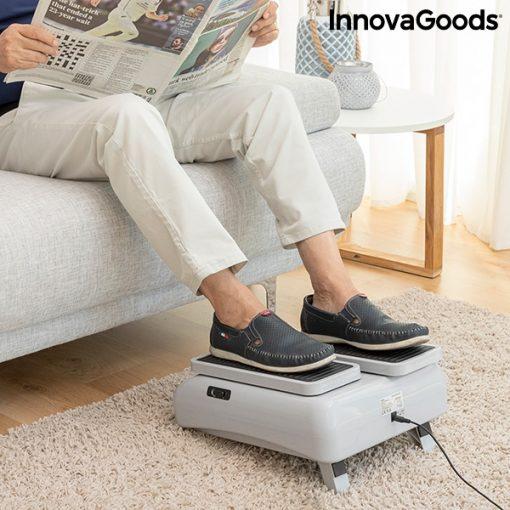 Mini stepper fitness glissant utilisation assis
