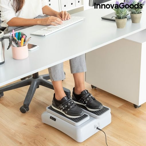Mini stepper fitness glissant utilisation au bureau
