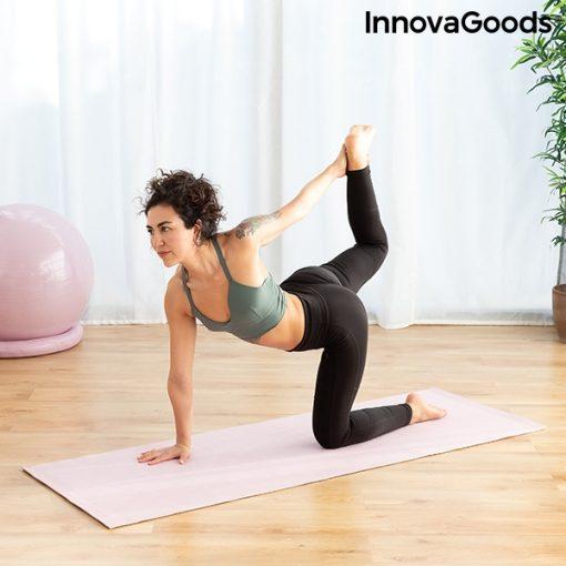 Tapis de yoga en jute agreable
