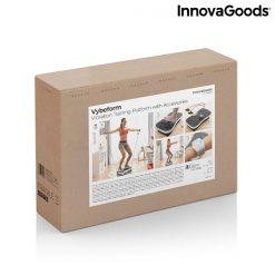 Plateforme vibrante avec elastiques packaging