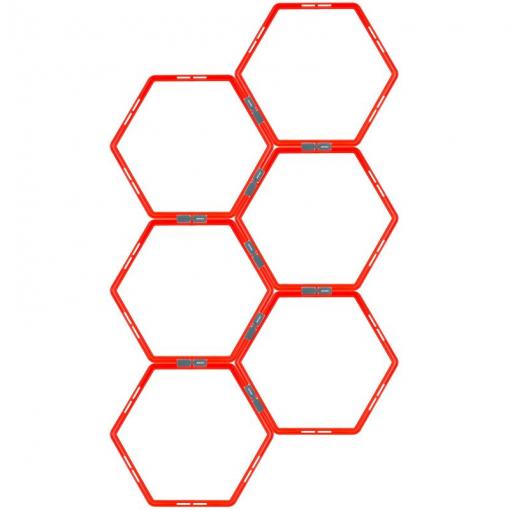 grille d agilite 6 pieces nombreuses connections possibles