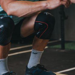 Paire de genouilleres Picsil Kneepads Hex Tech 5mm squats