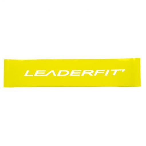 bande elastique resistance moyenne jaune