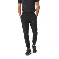 pantalon jogging sport fitness musculation homme noir core picsil