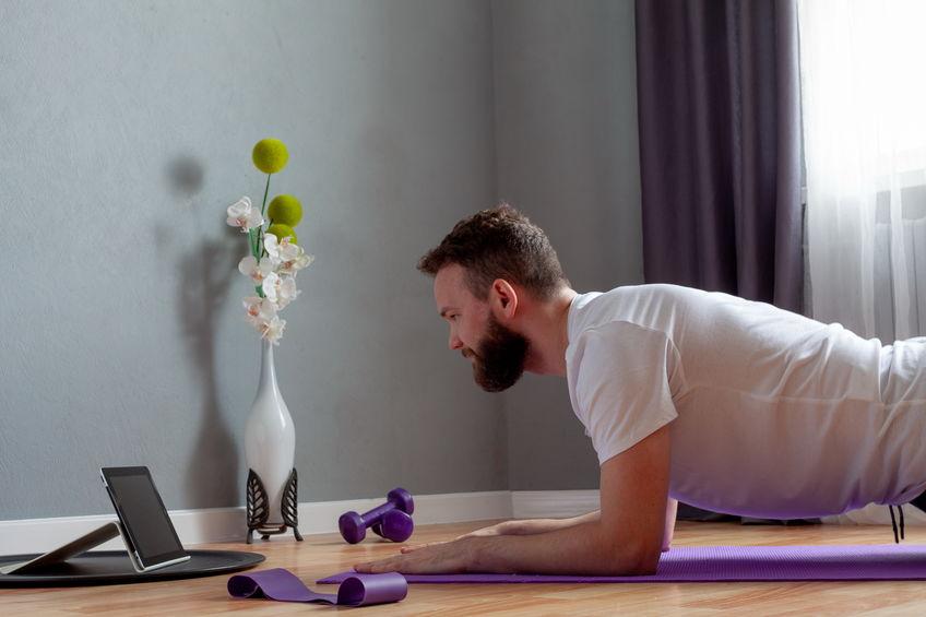 Programmes entrainement pour sport fitness musculation a la maison