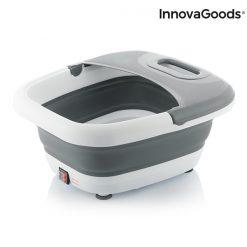 appareil spa pour bain pieds pliable aqua relax innovagoods