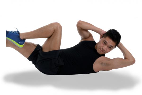 exercices crunch