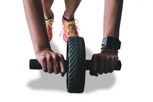 exercices roue abdominale