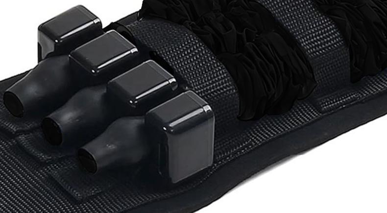 bande elastique resistance pectoraux developpe couche reglage resistance